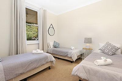 Blue Wren Cottage Beds